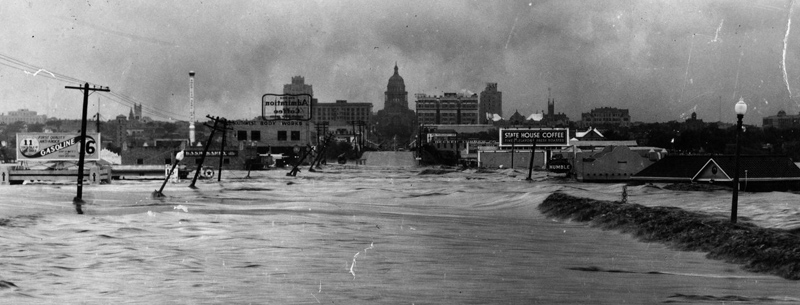 Great Flood of 1935 in Austin