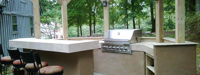 Outdoor Kitchen contractors Austin