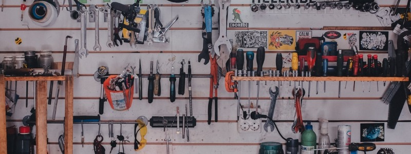 Garage organizing Austin