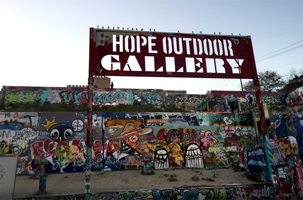 hope outdoor gallery austin