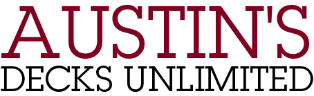 Austin's Decks Unlimited - Logo