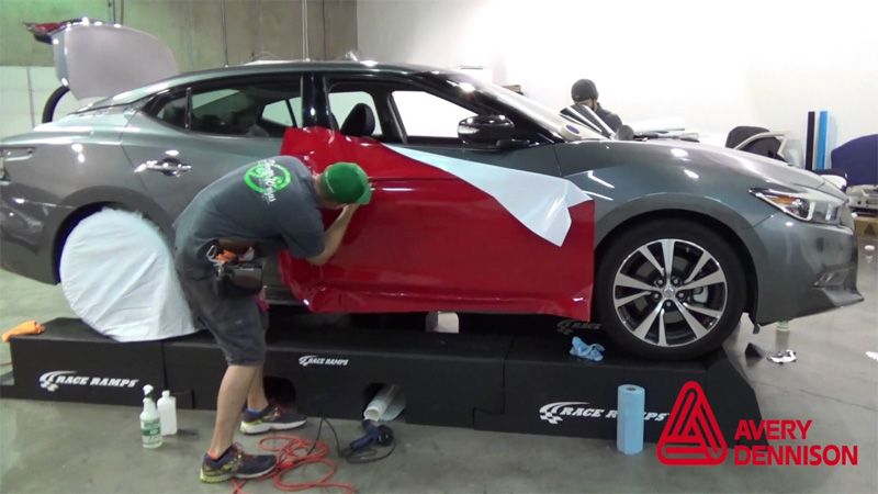 Austin Car Wraps