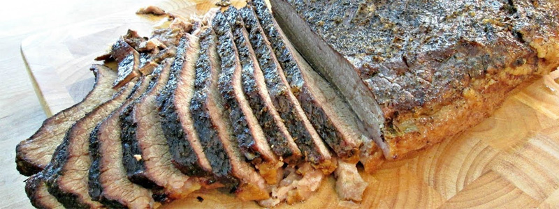 Texas Style Oven Baked Beef Brisket
