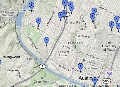 Search Northwest Austin