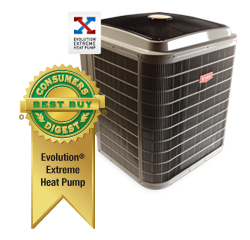 Bryant® Evolution® Extreme Heat Pump | Air-Art Heating & Air Conditioning