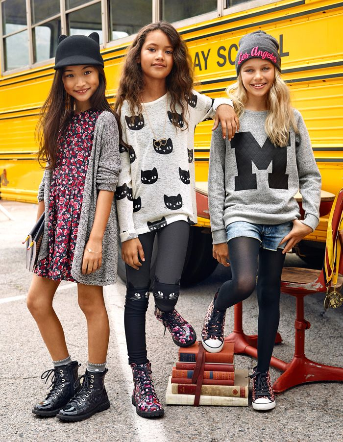 H&M Tween Fashion
