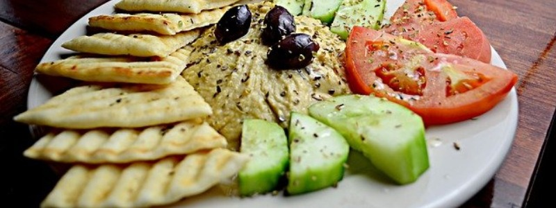 Hummus & Pita Chips Recipe