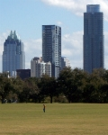 Zilker Park - Austin Texas